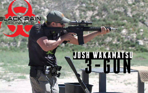 WHAT DO YOU REALLY NEED IN A 3-GUN RIFLE? WITH JOSH WAKAMATSU.