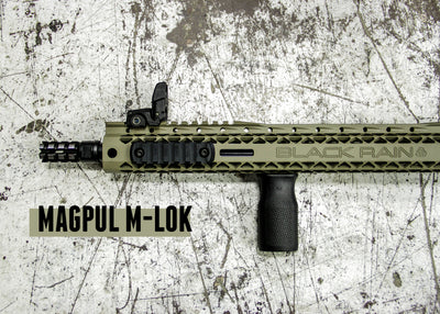 MAGPUL M-LOK ACCESSORIES NOW AVAILABLE FROM BLACK RAIN ORDNANCE
