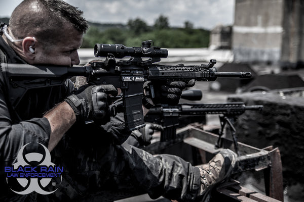 Black Rain Ordnance taps former police sniper Ryan Martin to head up LEO sales.