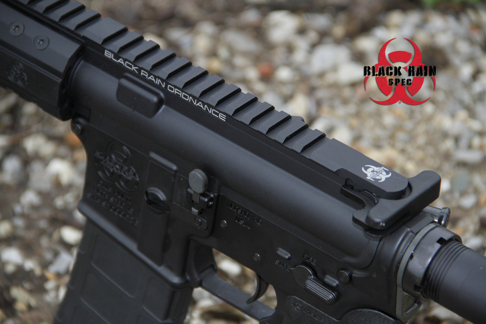 Black Rain Ordnance Inc. breaches the low cost AR15 market with the BRO-SPEC-SERIES.