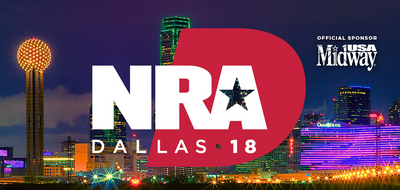 Black Rain Ordnance at the 2018 NRA Annual Meetings and Exhibits