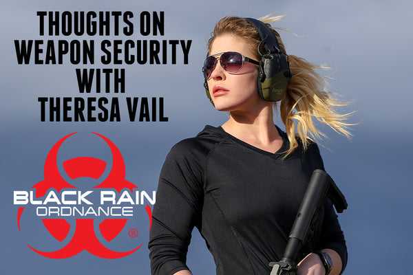 Weapon Security with Theresa Vail.