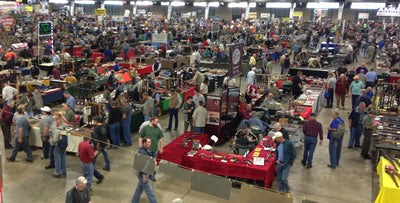 It's time for the Spring 2018 Wanenmacher's Tulsa Arms Show!