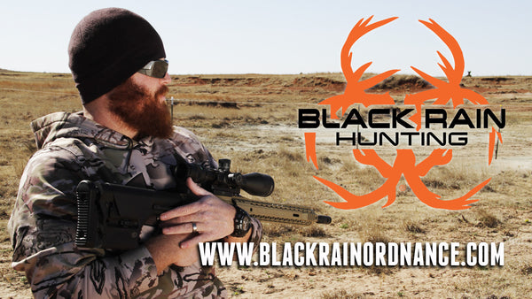 Black Rain Ordnance expands product offerings with Hunting Series.