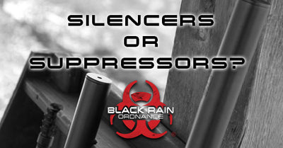 Silencer or Suppressor: What's in a name?