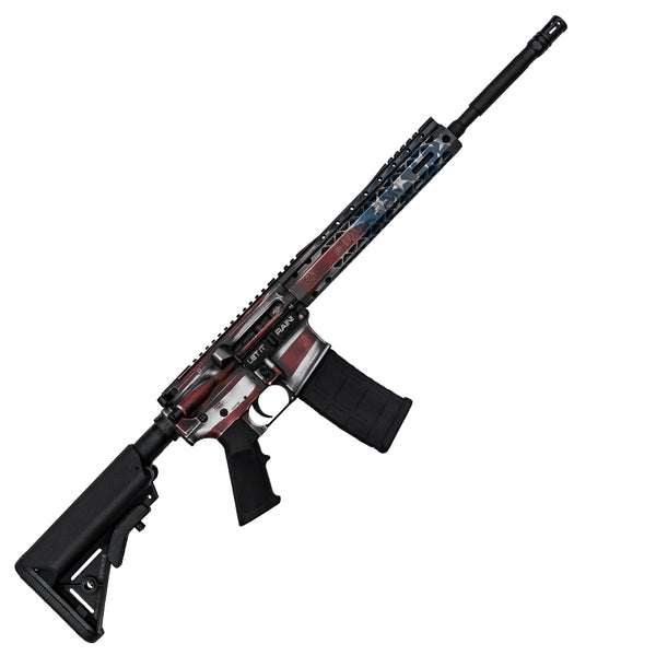 BRO SPEC15 AMERICAN FLAG RIFLE