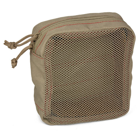 "MAVRIK Shallow mesh Window Pouch 6""x7"""