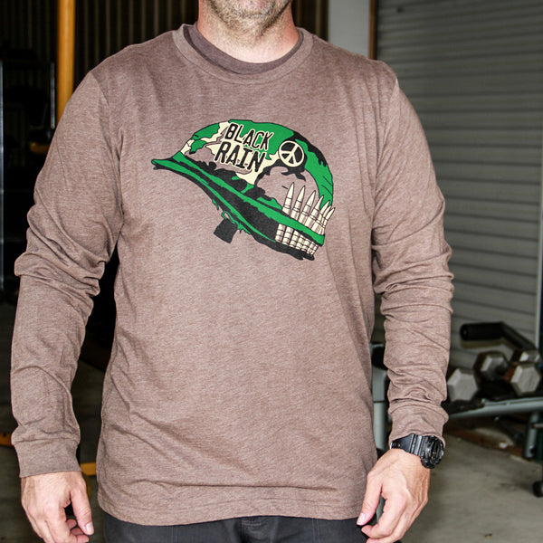 BRO Long Sleeve Helmet Tee