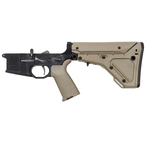 Complete Billet Lower Receiver - UBR
