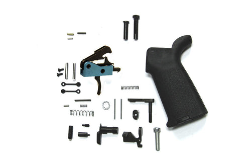 BLACK RAIN ORDNANCE AR15 LOWER PARTS KIT WITH BRO DROP IN TRIGGER - Black Rain Ordnance