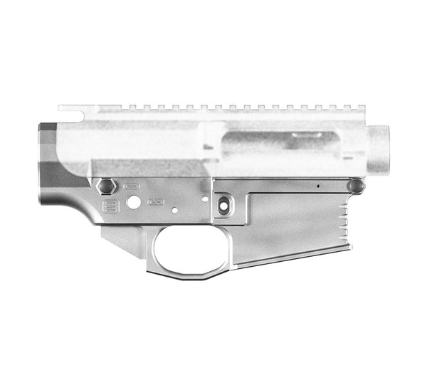 BLACK RAIN ORDNANCE BILLET AR10 LOWER RECEIVER - NORGUARD - Black Rain Ordnance