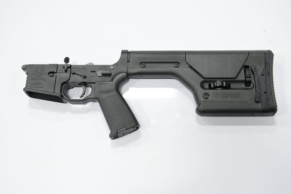 COMPLETE LOWER WITH MAGPUL PRS BLACK STOCK - Black Rain Ordnance