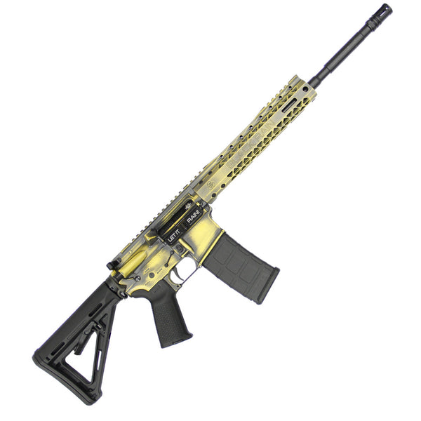 Gadsden Flag 5.56 Rifle