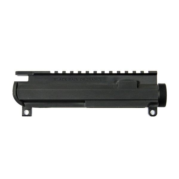 Left Handed Black Rain Ordnance Billet AR15 Upper Receiver - Black