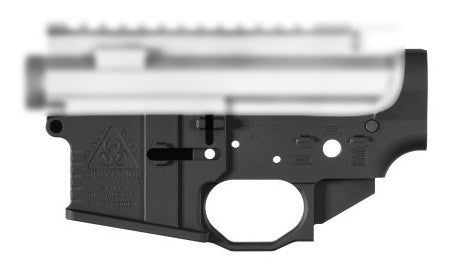 BLACK RAIN ORDNANCE BILLET AR15 LOWER RECEIVER - BLACK - Black Rain Ordnance