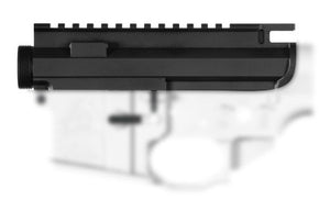 BLACK RAIN ORDNANCE BILLET AR15 UPPER RECEIVER - BLACK