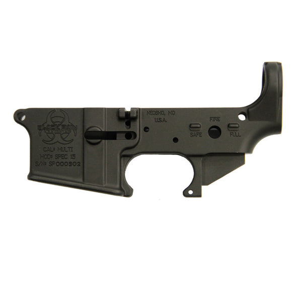 BLACK RAIN ORDNANCE SPEC15 FORGED LOWER RECEIVER - Black Rain Ordnance