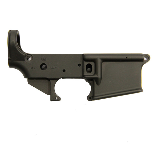 AR15 BLACK RAIN ORDNANCE SPEC15 STRIPPED LOWER RECEIVER