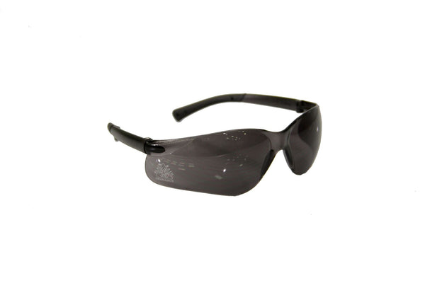 BLACK RAIN SHOOTING/ SUN EYE PROTECTION WHITE LOGO - Black Rain Ordnance