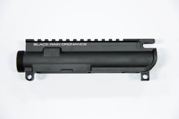 BRO-SPEC15 FORGED UPPER WITH FORWARD ASSIST AND BRO DUST COVER - Black Rain Ordnance