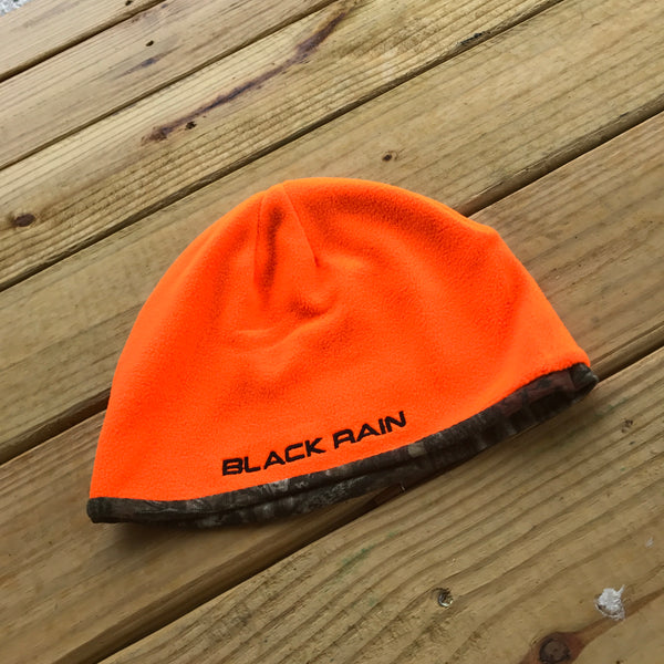 BRO Hunter Orange Skull Cap