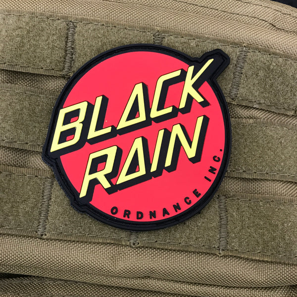 Black Rain Ordnance SC PVC Patch