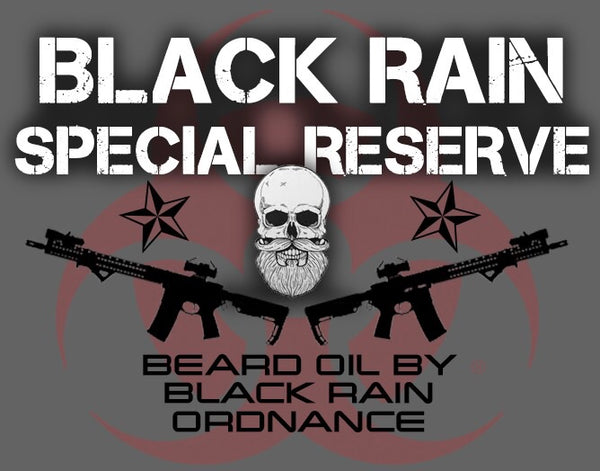 Black Rain Special Reserve Beard Oil