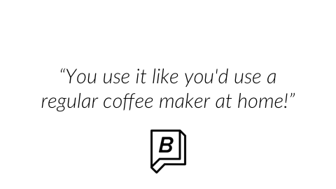 Every Coffee Lover Needs To Know About This Portable Coffee Maker