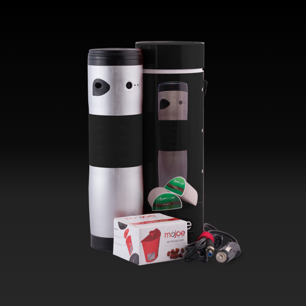 mojoe™ — Mobile Single Serve Brewer