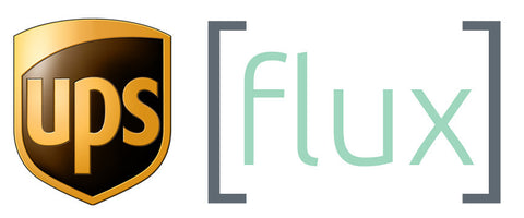 Flux Partners with UPS