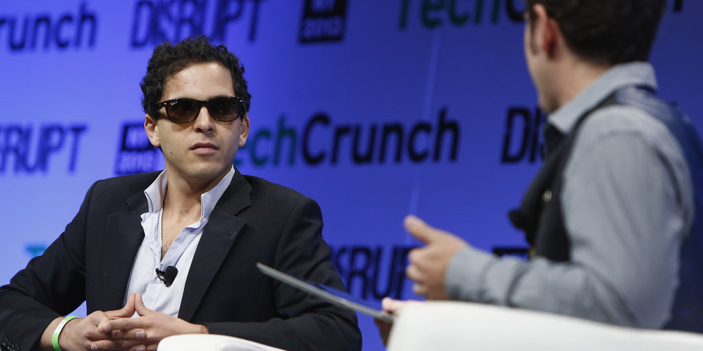 RapGenius Co-Founder, Mahbod Moghadam, talks entrepreneurship and Flux Card