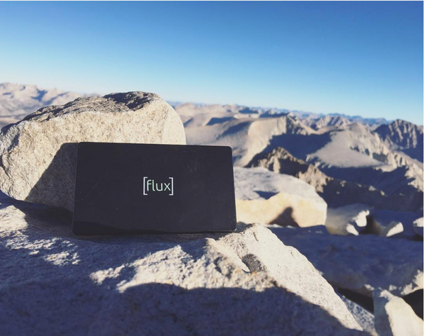 Flux Portable Charger for iphone and android
