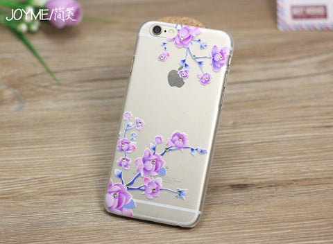 3D flower iphone case