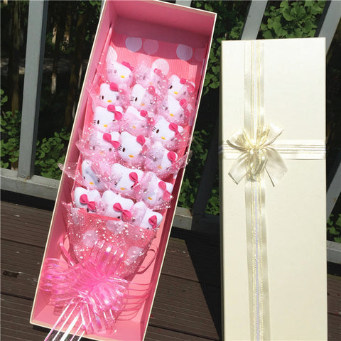 18 Hello Kitty bouquet Valentine Graduation gifts