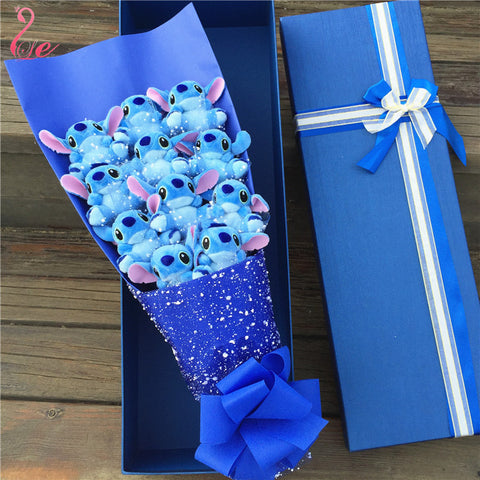 11 Stitch bouquet Valentine Graduation gifts