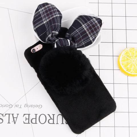 3d rabbit iphone case
