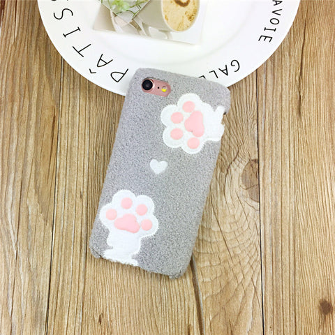 Cat Paw iphone case
