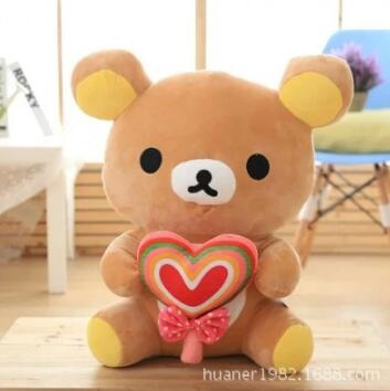 30cm Brown teddy bear rilakkuma plush toy