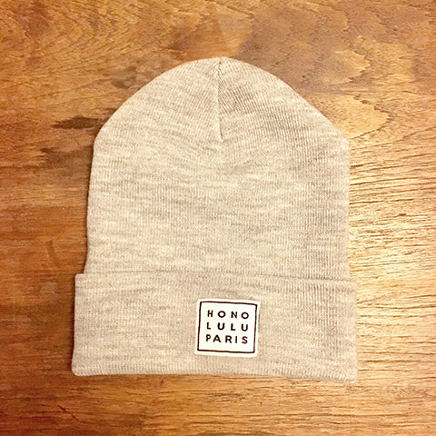 HP Grey Beanie (20% off - use code SUN)