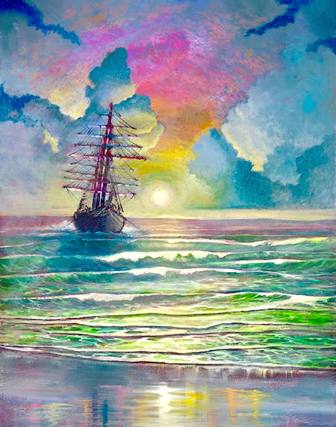 Sail at Dawn by Ford Smith - Pirate series