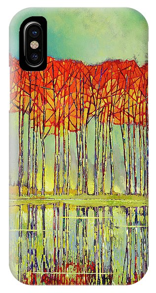 Elated Autumn - Phone Case