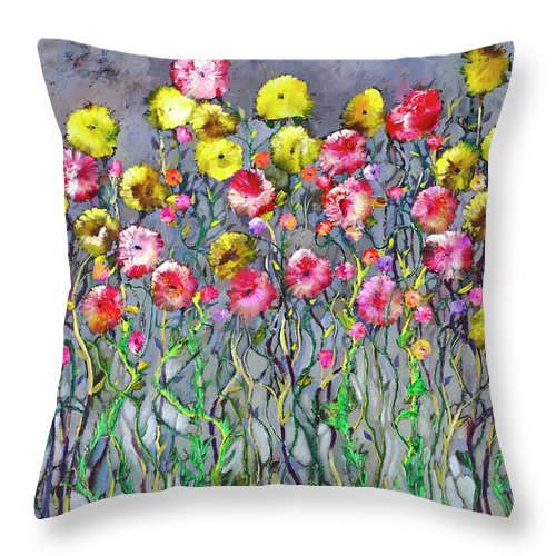 Spring Fever - Throw Pillow
