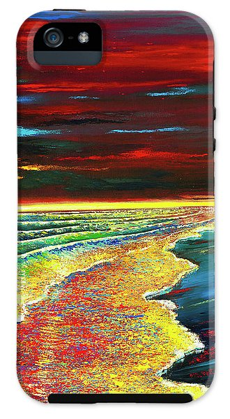 Waves Of Passion - Phone Case