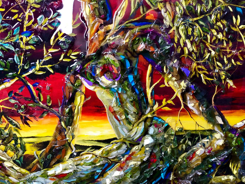 """Carnal Knowledge In Concert"" 24x48"
