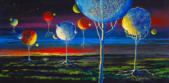 Galileo's Playground  24x48