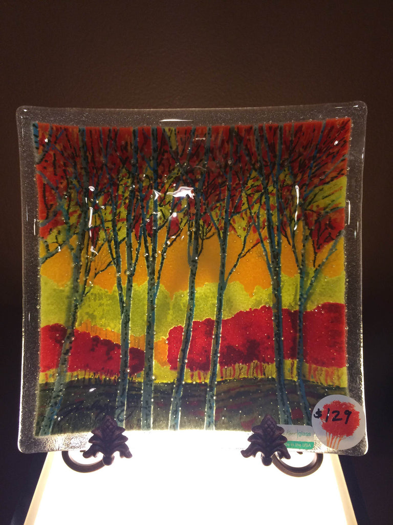 Peggy Kerr Glass