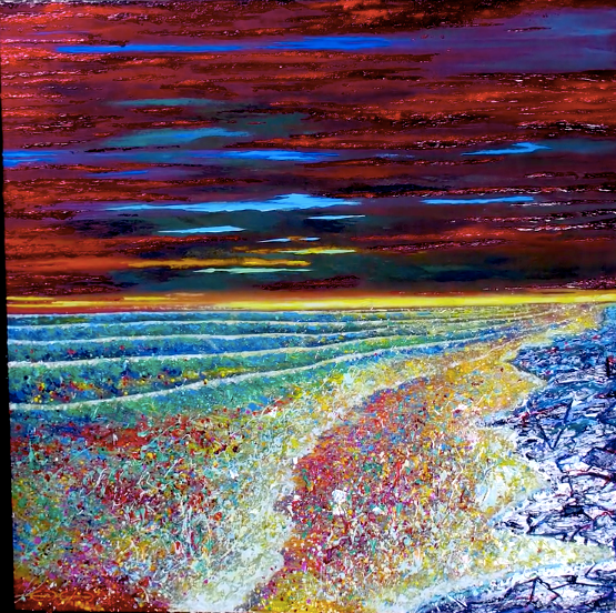 Waves of Passion In Concert 48x48