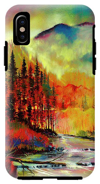 Affinity Of Dawn - Phone Case