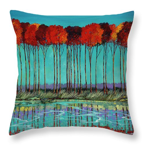 Carpe Diem - Throw Pillow