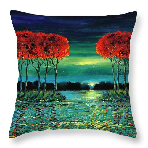 Dare To Dream - Throw Pillow